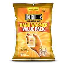 10 Pairs HotHands Hand Warmers Hot Hands 10 hours Heat Warmer Handwarmer NEW