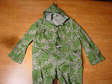 Bulgarian Paratrooper Camo Uniform Overall Suit FROG Pattern  New