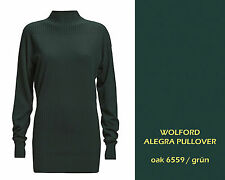 Wolford ALEGRA PULLOVER • oak • M • OVP • ..... oversized Long-Pullover