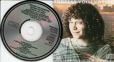 Andreas Vollenweider ‎– ... Behind The Gardens - Behind The Wall  CD Album 1984