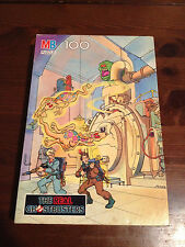 The Real Ghostbusters 100 piece puzzle - NEW UNOPENED vintage