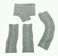 Wargames Terrain  Resin River/Stream Tributary - Warhammer Bolt Action FoW