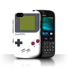 STUFF4 Phone Case for Blackberry Smartphone/Video Gamer/Gameboy/Protective Cover