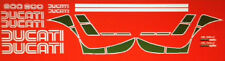 +DUCATI MHR MIKE HAILWOOD REPLICA 900 DECAL SET