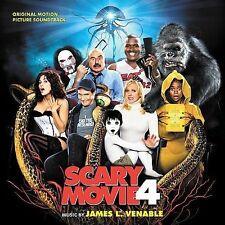 Scary Movie 4 [ Soundtrack] by James L. Venable (CD,...