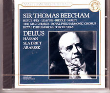 BEECHAM CD NEW DELIUS MASTERWORKS PORTRAIT