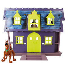 Scooby-Doo Mystery Mansion Playset with Action Figure