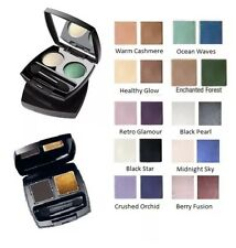 Avon True Colour Eyeshadow Duo: Black Star Brand New In Box