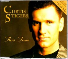 CURTIS STIGERS - THIS TIME - 3 TRACK CD SINGLE 1 - NEAR MINT