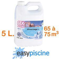 PRODUIT D'HIVERNAGE PISCINE 3 ACTIONS NON MOUSSANT ASTRAL-POOL CTX-556 5 LITRES