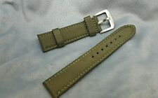 22mm military green colour gents auto watch Hamilton  strap band bracelet