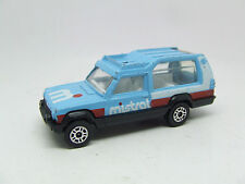 CORGI MATRA RANCHO RARE MISTRAL COLOURS BLUE JUNIOR SIZE
