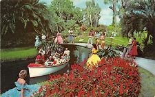 BF35961 florida beautiful cypress gardens girls  USA  front/back scan
