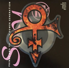"""PRINCE - Sexy MF/Strollin' (7"""") (Shaped Picture Disc) (VG/NM"""