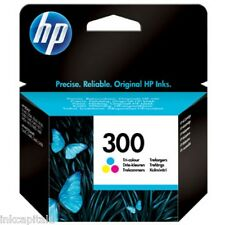 HP No 300 Colour Original OEM Inkjet Cartridge For D1663, D1668, D5560
