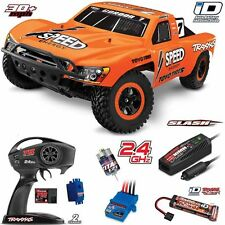 Traxxas 58034-1 Slash 1/10 2WD Short Course Truck #7 Robby Gordon RTR TQ / iD