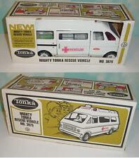 Vintage 1970's Tonka Mighty Rescue Van #3875 W/Box!