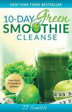 10-Day Green Smoothie Cleanse by J. J. Smith (2014, Paperback)