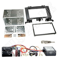 MERCEDES SPRINTER W906 ab06 Doppel-DIN Radioblende+CAN-BUS Interface Einbau-SET
