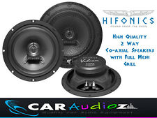 "HIFONICS vulcun vx62 17cm 6.5 ""inch Car Audio Altoparlante SISTEMA 2 VIE co assiale"