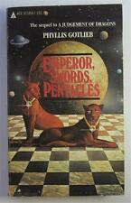 EMPEROR SWORDS PENTACLES PHYLLIS GOTLIEB 1982 ACE #18067-1 1ST ED PAPERBACK PB