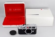 TOP MINT Leica M6 0.72 35mm Rangefinder Film Camera Body non TTL from Japan a291