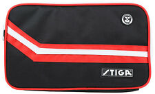 Table Tennis Case: Stiga Elegant Double Bat Case