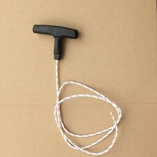 NEW RECOIL STARTER HANDLE GRIP ROPE CORD 1M STIHL CHAINSAW STRIMMER BRUSH CUTTER