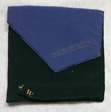 VINTAGE GENTLEMAN'S TOP POCKET HANDKERCHIEF POUCH WALLET 1930'S 1950'S RETRO MOD