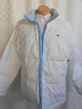 ZERO XPOSUR WINTER TWO TONE REVERSIBLE DOWN JACKET WOMEN SIZE L HOT