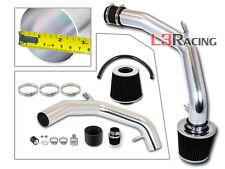 BLACK COLD INDUCTION AIR INTAKE KIT+DRY FILTER VW 99-05 Golf Jetta MK4 1.8T 2.0L