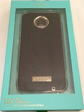 Kate Spade New York Wrap Case for Moto Z Play Droid Saffiano Black KSMO-014-BLK