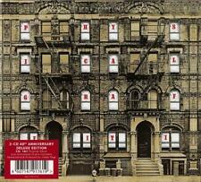 Led Zeppelin Physical Graffiti Remastered 2015 Deluxe Edition 2CD NEW and SEALED