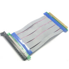 PCI Express PCIe PCI-E 16x to 16x Extender Cable Riser Card