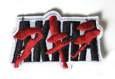 "Akira Logo  Japanese Anime  3"" Embroidered Patch-FREE S&H (AKPA-001)"