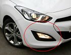 (Fit: HYUNDAI 2013 Elantra Touring i30) Fog Light+Cover+Wiring Genuine Complete
