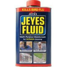 JEYES FLUID MULTI-PURPOSE DISINFECTANT FOR OUTDOOR CLEANING