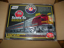 LIONEL BOX ONLY 6-30178 SANTA FE CHIEF PASSENGER SET BOX ONLY!