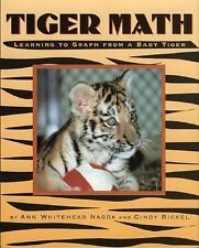 Tiger Math : Learning to Graph from a Baby Tiger by Cindy Bickel and Ann...