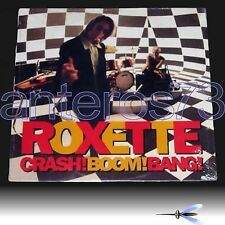 "ROXETTE ""CRASH! BOOM! BANG!"" RARE LP 1994 MADE IN ITALY - MINT"