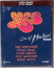 Yes - LIVE AT MONTREUX 2003 - HD-DVD   NEW - READ DESCRIPTION