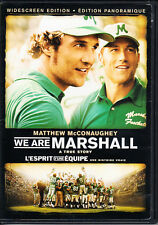 We Are Marshall (DVD) -- Region 1 - Widescreen Edition