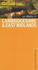 50 Walks in Cambridgeshire & East Midlands: 50 Walks of 2 to 10 Miles