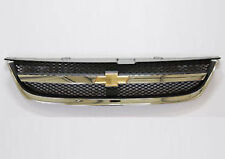 Front Radiator Grill Chrome 1P For 04 05 06 07 08 Chevy Suzuki Forenza Lacetti