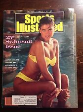 1989 Kathy Ireland Mexico 25th Swimsuit Special Issue Sports Illustrated Anniv