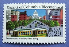 Sc # 2561 ~ 29 cent District of Columbia Bicentennial Issue
