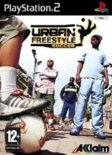 URBAN FREESTYLE SOCCER              -----   pour PS2