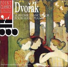 Dvorak: Slavonic Dances for 4-hand piano (Op. 46 & 72) by Peter Toperczer, Mari