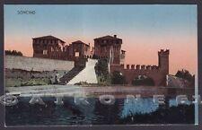 CREMONA SONCINO 04 CASTELLO Cartolina 1920