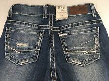 NEW w/ TAGS BKE Jeans Culture Bootcut Size 27S  Curvy fit mid ris